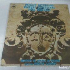Discos de vinilo: VINILO/MUSICA SINFONICA ASTURIANA/PAISAJE ASTURIANO-ESCENAS ASTURIANAS-FUGA VAQUEIRA.. Lote 206511941