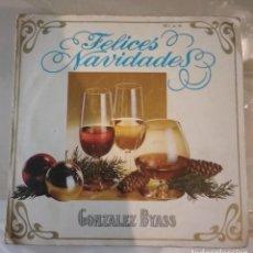 Discos de vinilo: FELICES NAVIDADES - GONZALEZ BYASS. Lote 206512951