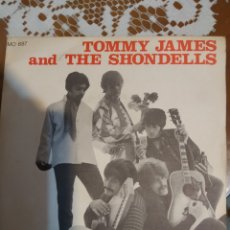Discos de vinilo: TOMMY JAMES AND THE SHONDELLS. CRYSTAL BLUE PERSUASION.. Lote 206514893