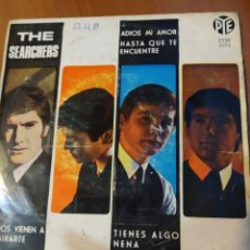 Discos de vinilo: THE SEARCHERS. ADIÓS MI AMOR.. Lote 206516456
