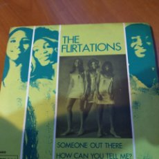 Discos de vinilo: THE FLIRTATIONS.SOMEONE OUT THERE.. Lote 206516908