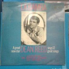 Discos de vinilo: DEAN REED – LA BAMBA. Lote 206520933