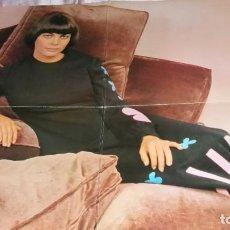 Discos de vinilo: MIREILLE MATHIEU - LP GERMANY AVEC POSTER - VER FOTOS (LEER COMO ECONOMIZAR EN GASTOS DE ENVIO). Lote 206525538