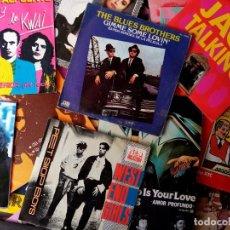 Discos de vinilo: LOTE 50 SINGLES POP/ROCK AÑOS 70/80. Lote 206529461