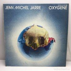 Discos de vinilo: LP - VINILO - JEAN MICHEL JARRE - OXYGENE - POLYDOR - AÑO 1976. Lote 206529673