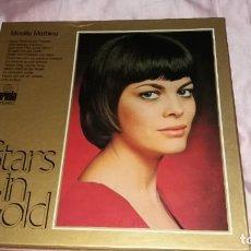 Discos de vinilo: MIREILLE MATHIEU - COFRE 2 LP`S ALEMAN - VER FOTOS. Lote 206530081