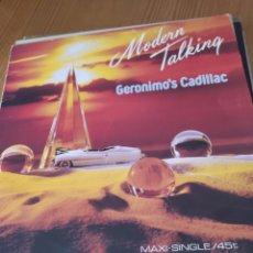 Discos de vinilo: DISCO VINILO MAXI MODERN TALKING. Lote 206532685