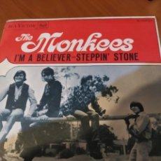 Discos de vinilo: THE MONKEES. I'M A BELIEVER.. Lote 206536946