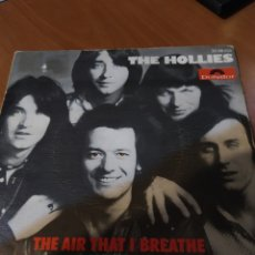 Discos de vinilo: THE HOLLIES. THE AIR THAT I BREATHE.. Lote 206537841
