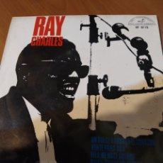 Discos de vinilo: RAY CHARLES. UN DULCE SABOR EN EL CORAZÓN.. Lote 206539395
