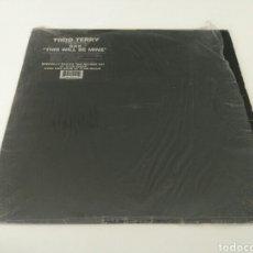 Discos de vinilo: TODD TERRY PRESENTS SAX - THIS WILL BE MINE (2XLP). Lote 206539691