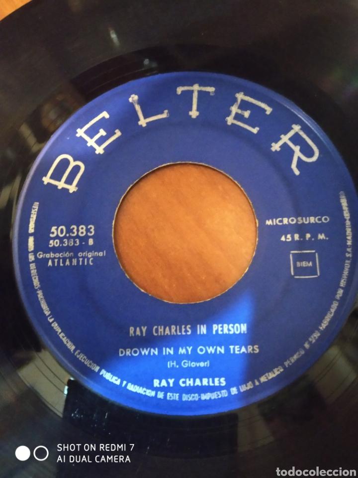 Discos de vinilo: Ray Charles In person. - Foto 2 - 206541576