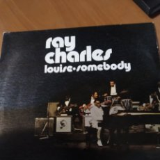 Discos de vinilo: RAY CHARLES. LOUISE.. Lote 206541822