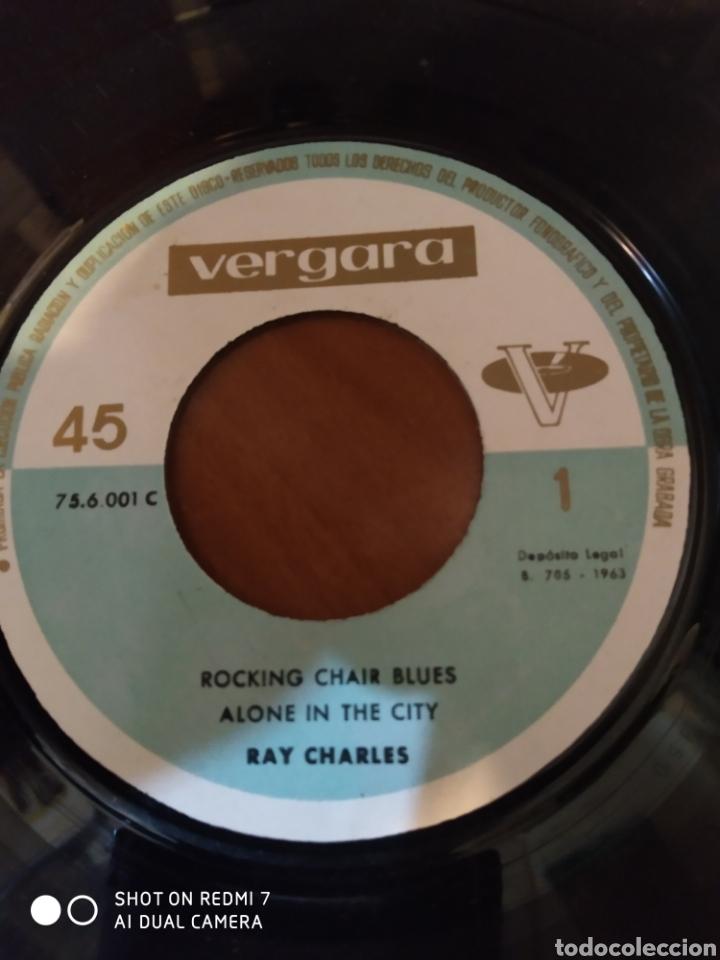 Discos de vinilo: Ray Charles. Alone in the city. - Foto 3 - 206542667