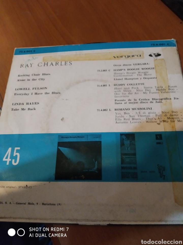 Discos de vinilo: Ray Charles. Alone in the city. - Foto 4 - 206542667