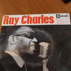 Discos de vinilo: RAY CHARLES. SWEET YOUNG THING LIKE YOU.. Lote 206544882