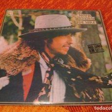 Discos de vinilo: BOB DYLAN LP DESIRE CBS ORIGINAL ESPAÑA 1976 + LETRAS Y FUNDA INTERIOR. Lote 206547401