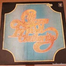 Discos de vinilo: CHICAGO TRANSIT AUTHORITY DOBLE LP STEREO 1969 GATEFOLD ED INGLESA. Lote 206548811
