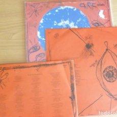 Discos de vinilo: THE CURE WISH PRIMERA EDICION ESPAÑOLA 1992 VG++ LP VINILO. Lote 206551396