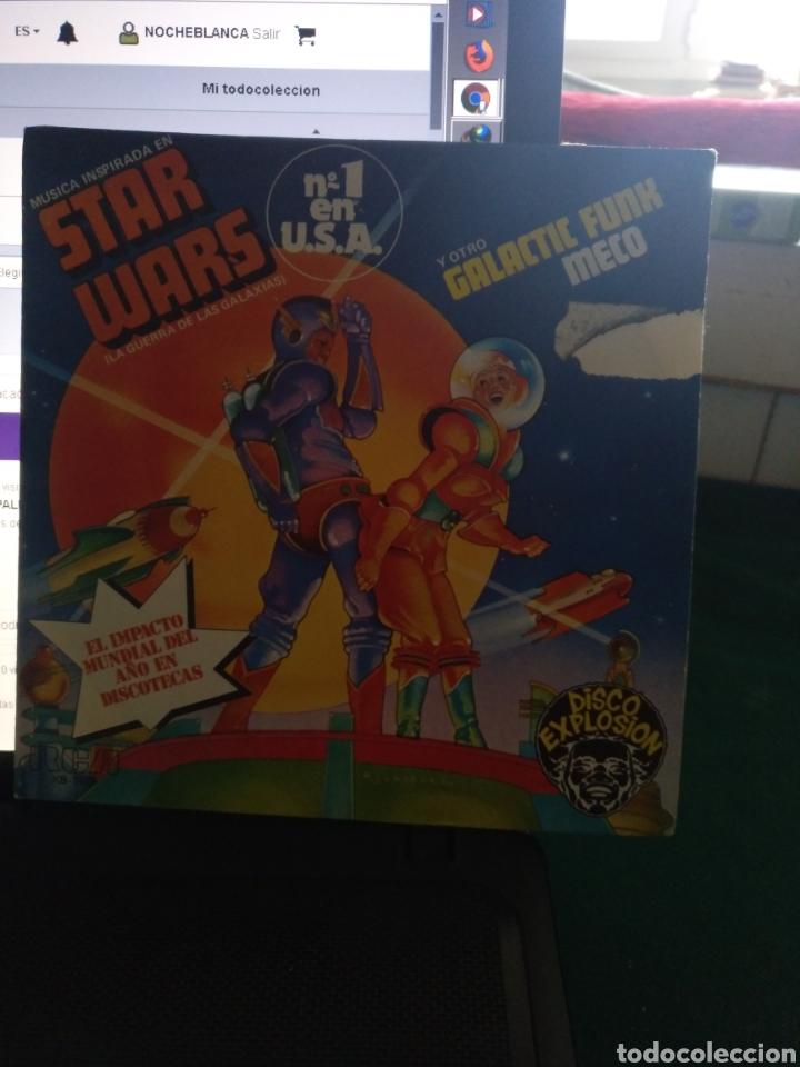 STAR WARS MECO. RCA 1977 (Música - Discos - Singles Vinilo - Disco y Dance)