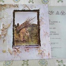 Discos de vinilo: LED ZEPPELIN LP. 1971 GERMANY GATEFOULD+ENCARTE. NUEVO A ESTRENAR VER MAS INFORMACION. Lote 206554233