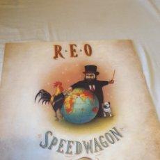 Discos de vinilo: REO SPEEDWAGON. Lote 206554538