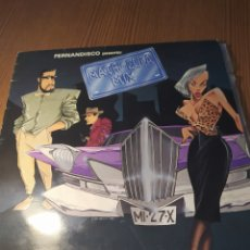 Discos de vinilo: DISCO VINILO LP FERNANDISCO MATRI-CULA MIX. Lote 206557235