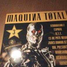 Discos de vinilo: DOBLE DISCO DE VINILO MAQUINA TOTAL 3. Lote 206558068