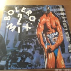 "Discos de vinilo: DISCO DE VINILO ""BOLERO 2 MIX"". Lote 206558227"
