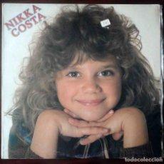 Discos de vinilo: NIKKA COSTA - SOMEONE TO WATCH OVER ME - ARIOLA 1981. Lote 206559745