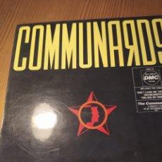 Dischi in vinile: DISCO VINILO LP COMMUNARDS. Lote 206560627