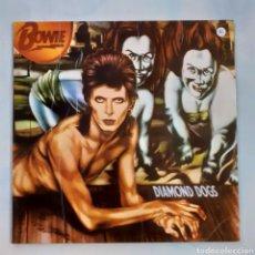Discos de vinilo: DAVID BOWIE. DIAMOND DOGS. GATEFOLD. RCA CPLI -0576. ESPAÑA 1974. FUNDA VG+. DISCO VG+.. Lote 206560720
