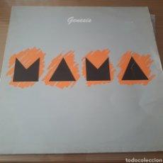 """Discos de vinilo: DISCO DE VINILO MAXI GENESIS """"MAMA"""". Lote 206562426"""