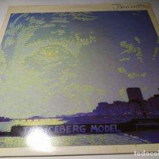 Disques de vinyle: LP - JOHN WATTS – THE ICEBERG MODEL - 1C 064-07 699 ( VG +/ VG+ ) EURO 1983. Lote 206564541