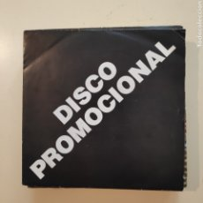 Discos de vinilo: NT CHIMO BAYO - QUIMICA 1992 SPAIN PROMO PROMOCIONAL SINGLE VINILO BAKALAO. Lote 206572250
