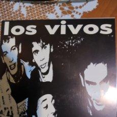 Discos de vinilo: LOS VIVOS. HOLD STREET.. Lote 206574026