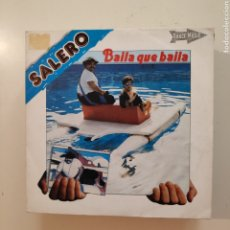 Discos de vinilo: NT SALERO - BAILA QUE BAILA 1984 PROMO PROMOCIONAL SPAIN SINGLE VINILO. Lote 206574921
