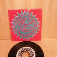 Discos de vinilo: SEX MUSEUM. THE FABULOUS FURRY.. Lote 206575540