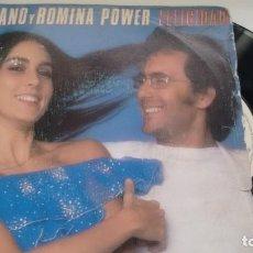 Discos de vinilo: SINGLE ( VINILO) DE AL BANO Y ROMINA POWER AÑOS 80. Lote 206575791