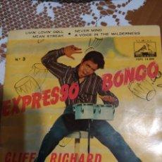 Dischi in vinile: CLIFF RICHARD. EXPRESSO BONGO.. Lote 206576185