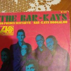 Discos de vinilo: THE BAR-KAYS. NO PUEDES SENTARTE.. Lote 206576780