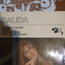 Discos de vinilo: DALIDA. JE T'APELLE ENCORE.. Lote 206577217