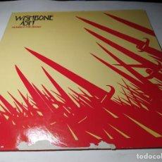 Discos de vinilo: LP - WISHBONE ASH – NUMBER THE BRAVE - 250 796-1 ( VG +/ G+ ) EURO 1984. Lote 206578052