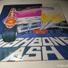 Discos de vinilo: LP - WISHBONE ASH – TWIN BARRELS BURNING - 0060.562 ( VG +/ VG+ ) GER 1982. Lote 206579453