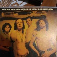 Discos de vinilo: PARACHOKES. ENTRE REJAS.. Lote 206583593