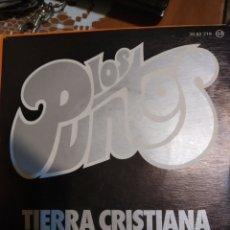 Discos de vinilo: LOS PUNTOS. TIERRA CRISTIANA.. Lote 206583920