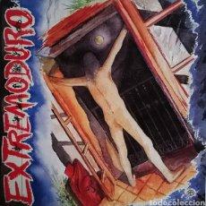Discos de vinilo: EXTREMODURO - DELTOYA - DOBLE LP - GATEFOLD - 1992 - DRO - ROCK TRANSGRESIVO. Lote 206590798