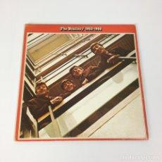 Discos de vinilo: 2LP - THE BEATLES - 1962-1966 (ESPAÑA 1973). Lote 206594561