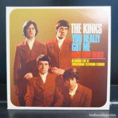 Discos de vinilo: THE KINKS SINGLE YOU REALLY GOT ME EDICIÓN 2014. Lote 206594730
