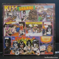 Discos de vinilo: KISS SINGLE SHANDI 1980. Lote 206594903
